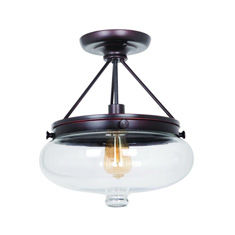 Shop Jeremiah Lighting Semi-Flush Ceiling Lights at Build.com