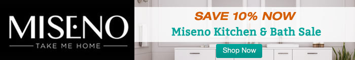 Shop Miseno Items in the Spring Sale and SAVE NOW!