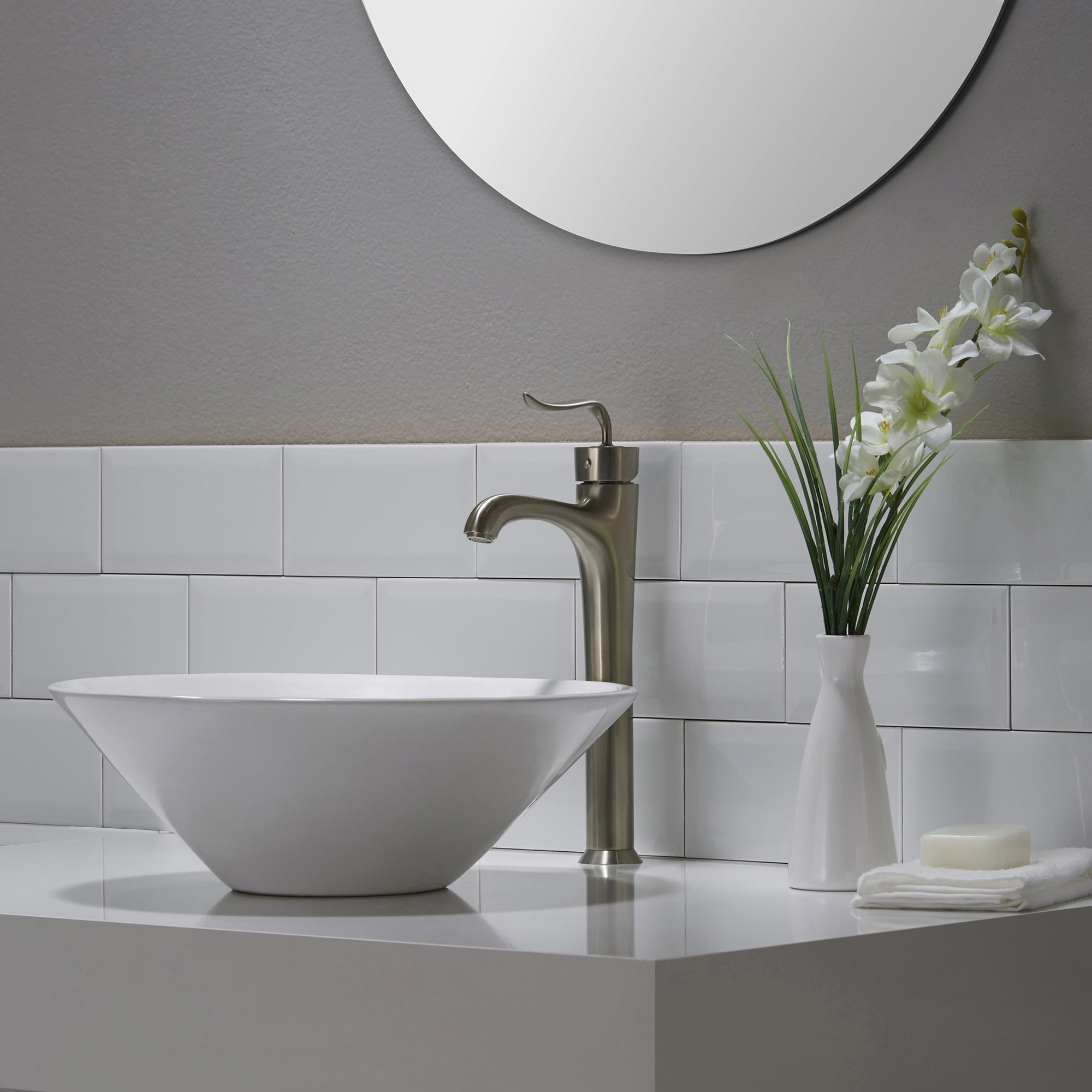 Shop All Kraus Bathroom Home Improvement Items!