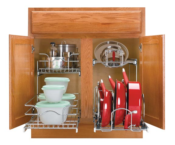 maximize your cabinet storage capacity