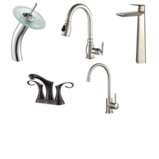 Shop All Kraus Faucets!