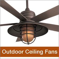 Minka Aire Exterior Ceiling Fans
