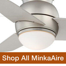 Shop Minka Aire Ceiling Fans and Accessories