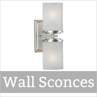 Shop All Forte Lighting Indoor Wall Sconces!