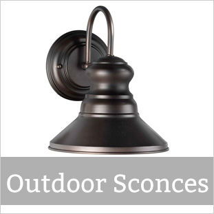 Shop All Forte Lighting Outdoor Wall Sconces!