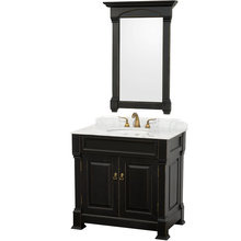 Traditional Cabinet Vanity