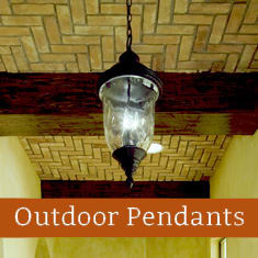 Shop our selection of outdoor pendant lights from Maxim Lighting