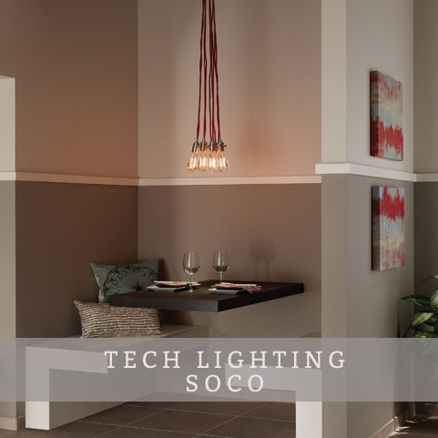 Tech Lighting SoCo Pendants