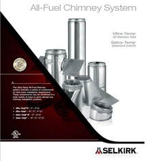 Selkirk MetalBest Class A chimney pipe