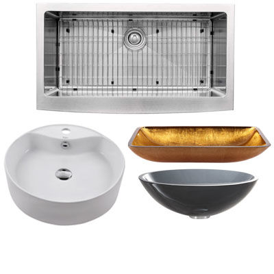 Shop All Kraus Sinks!