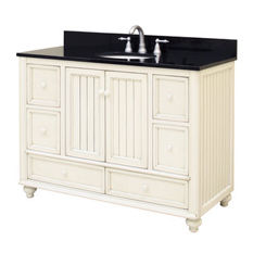 Bathroom Rustic Style Vanities