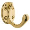 Baldwin 0782 Non-Lacquered Brass