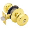 Schlage D170-PLY Polished Brass