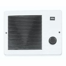 Wall Heater with Built-In Thermostat, 2000W