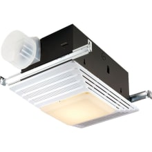 Non-Ducted Ceiling Mounted HVI Certified Bath Heater with Light