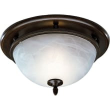 70 CFM 3.5 Sone Ceiling Mounted HVI Certified Decorative Bath Fan with Light and Frosted Glass Shade