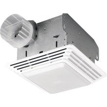 80 CFM 2.5 Sone Ceiling Mounted HVI Certified Utility Fan with Light