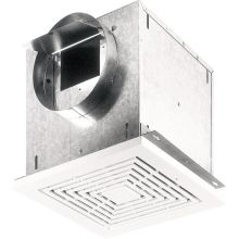 161 CFM 1.6 Sone Ceiling or Wall Mounted Ventilator