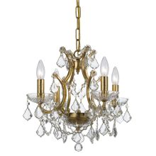Crystorama Lighting Group 4454-CL-MWP