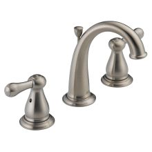 Leland, Bathroom Faucet Widespread Double Metal Lever Handles and Pop-Up Drain