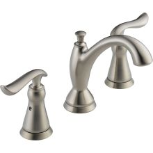 Linden Widespread Bathroom Faucet with Pop-Up Drain Assembly - Includes Lifetime Warranty