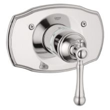 Bridgeford Thermostatic Valve Trim Grohtherm with Metal Lever Handle