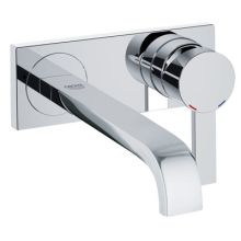 Allure Wall Mounted Bathroom Faucet with SilkMove Technology