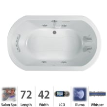 Jacuzzi DUE7242 CCR 5IW