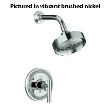Taboret Rite-Temp Pressure-Balancing Shower Faucet Trim with Lever Handle