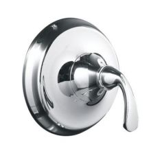 Forte Single Handle Rite-Temp Pressure Balanced Valve Trim Only with Metal Lever Handle
