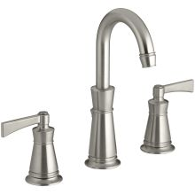 Archer Widespread Bathroom Faucet with Ultra-Glide Valve Technology - Free Metal Pop-Up Drain Assembly with purchase