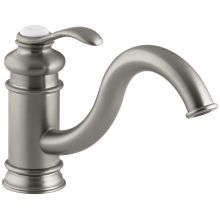 Single Handle Kitchen Faucet from the Fairfax Series
