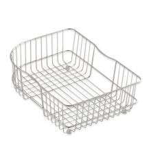 Wire Rinse Basket for Executive Chef and Efficiency Sinks
