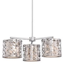 3 Light 1 Tier Chandelier from the Layover Collection