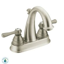 Double Handle Centerset Bathroom Faucet from the Kingsley Collection (Valve Included)