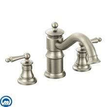 Deck Mounted Roman Tub Faucet Trim from the Waterhill Collection (Less Valve)