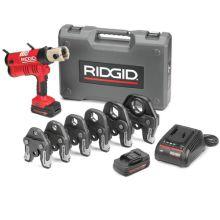 Ridgid RP 340 Pex Kit