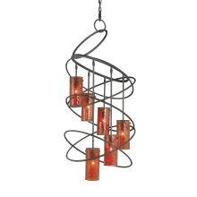 Woodbridge Lighting 12516BLK-M10AMB