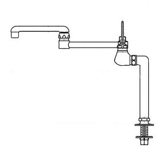 Chicago Faucets 941-DJ13-317