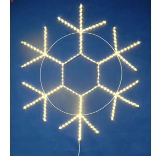 Christmas at Winterland LED-SNOWF60-WW