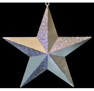 Christmas at Winterland WL-ORN-STAR-SLV