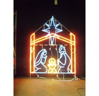 Christmas at Winterland WL-NAT-LED