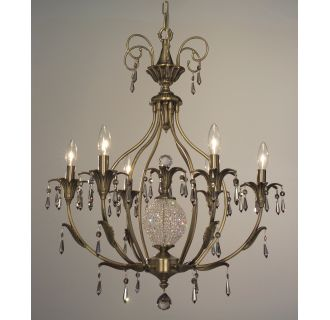 Classic Lighting 16116-ABR