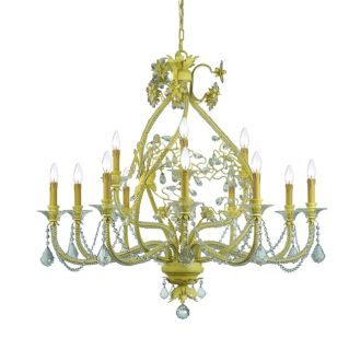Crystorama Lighting Group 5139-CL-MWP