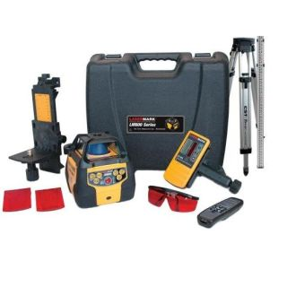 CST Berger 57-LM800PKG Variable Speed Horizontal Electronic Laser Level Complete Kit with 1/16