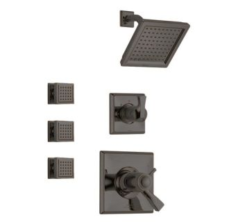 Delta Dryden Monitor 17 Series Shower System
