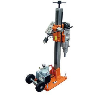 Diamond Products 59573 Core Bore M-2 Complete Combination Drill Rig with 15 Amp Milwaukee 4097 Motor