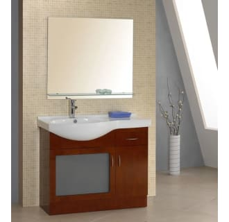 DreamLine DLVRB-125 Eurodesign Vanity with Basin