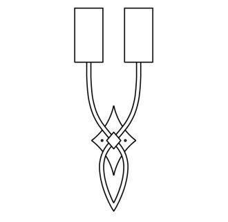 Fine Art Lamps 437550ST