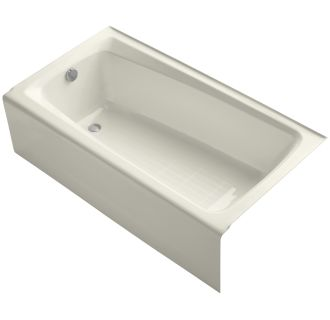 Kohler K 505 96 Biscuit Soaking Bathtub Build Com